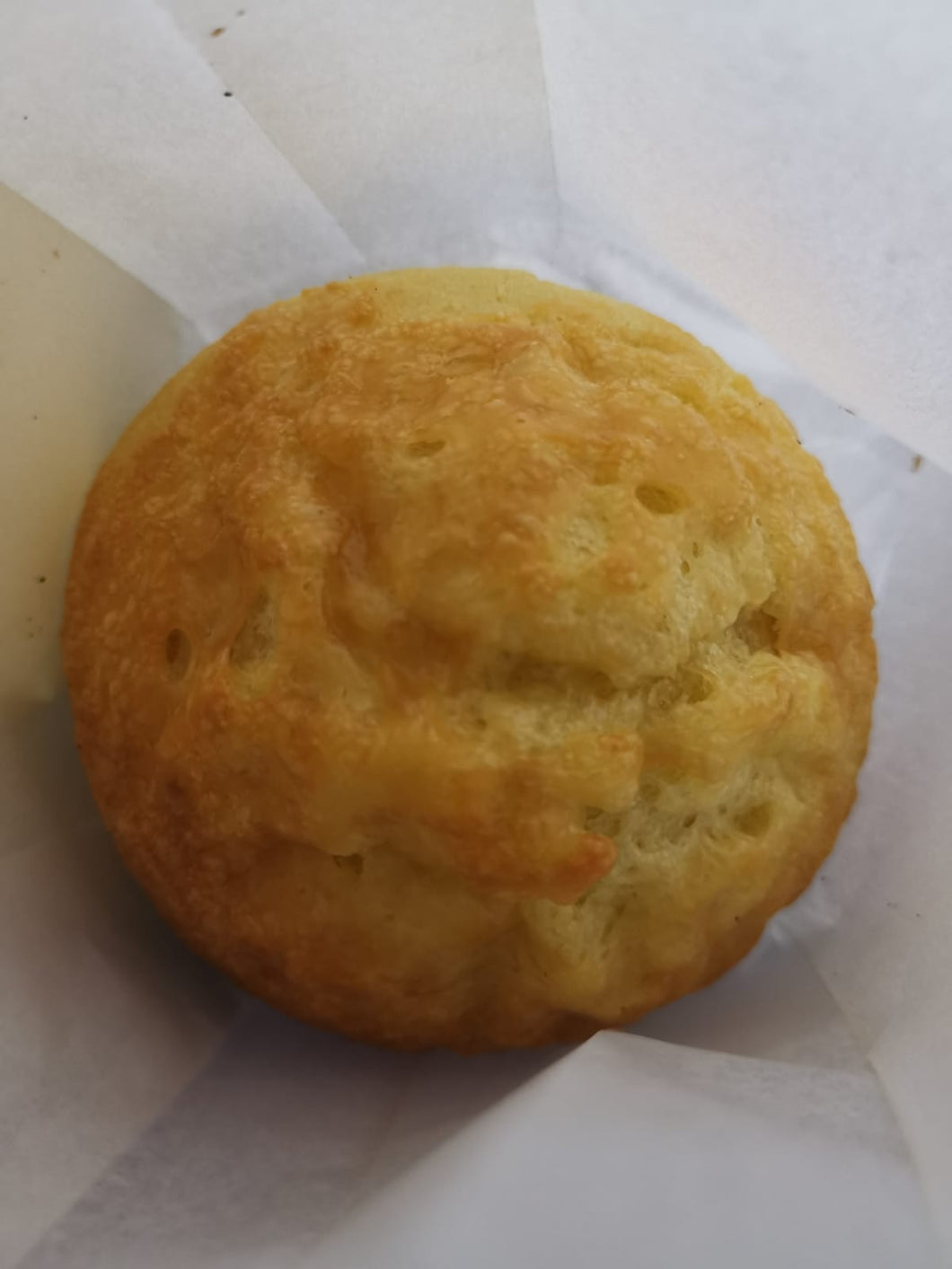 Cheddar Cheese Muffin