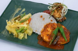 Assam Curry Stingray Set