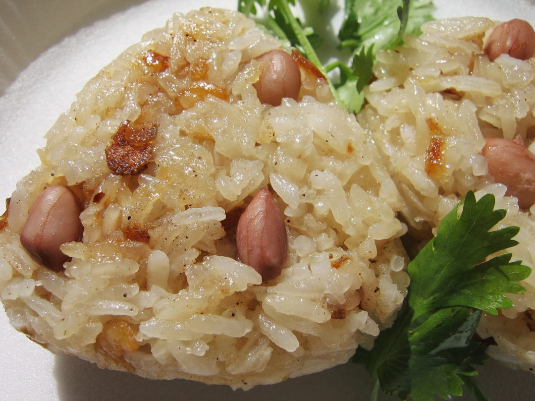 Glutinous Rice (2 Pcs)