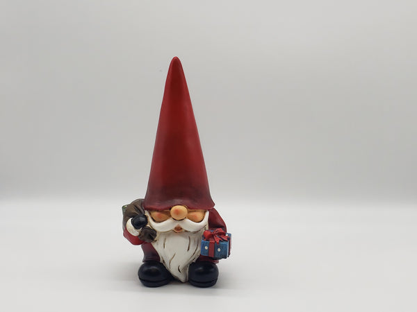 Design Gnome Christmas decorations, tabletop
