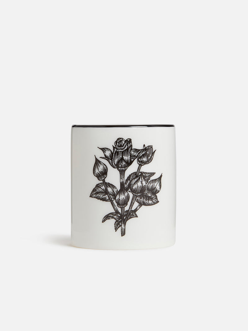 Rose Small Candle