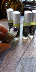 Witchcraft Protection oil