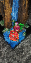 Load image into Gallery viewer, Drift wood Gaia healing Altar Art ©