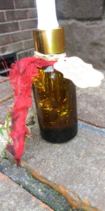 Light in a bottle oil mix