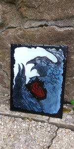 Heart of Odin Altar painting©