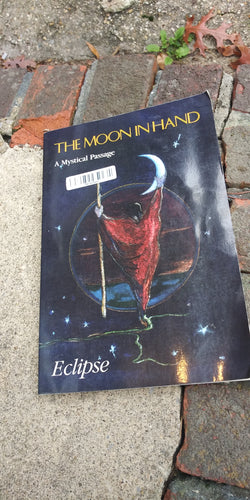 The moon in Hand ( preowned book)