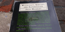 Load image into Gallery viewer, Witchraft, sorcery and superstition ( preowned)