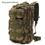 Waterproof Outdoor Military, Tactical Backpack