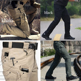 Tactical Cargo Pants SWAT Trousers Combat Multi-pockets Pants Training Overalls Men Army Pants S-5XL(choose 2 size up)