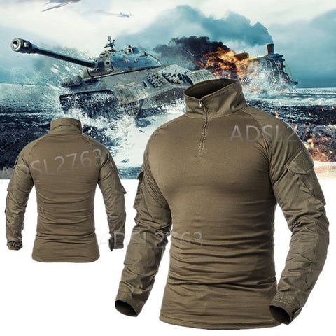 Army Tactical T Shirt