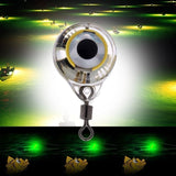 Fishing Lights Night Fluorescent Glow LED Underwater Light Lure for Attracting Fish