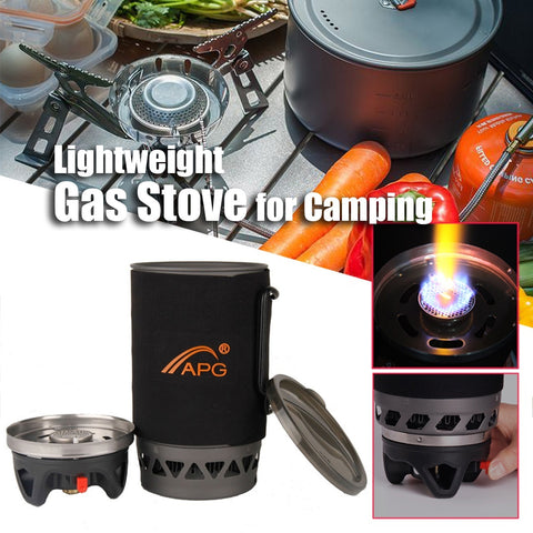 APG Gas Stove Lightweight  Outdoor