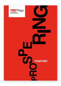 TOGETHER | PROSPERING | Poster