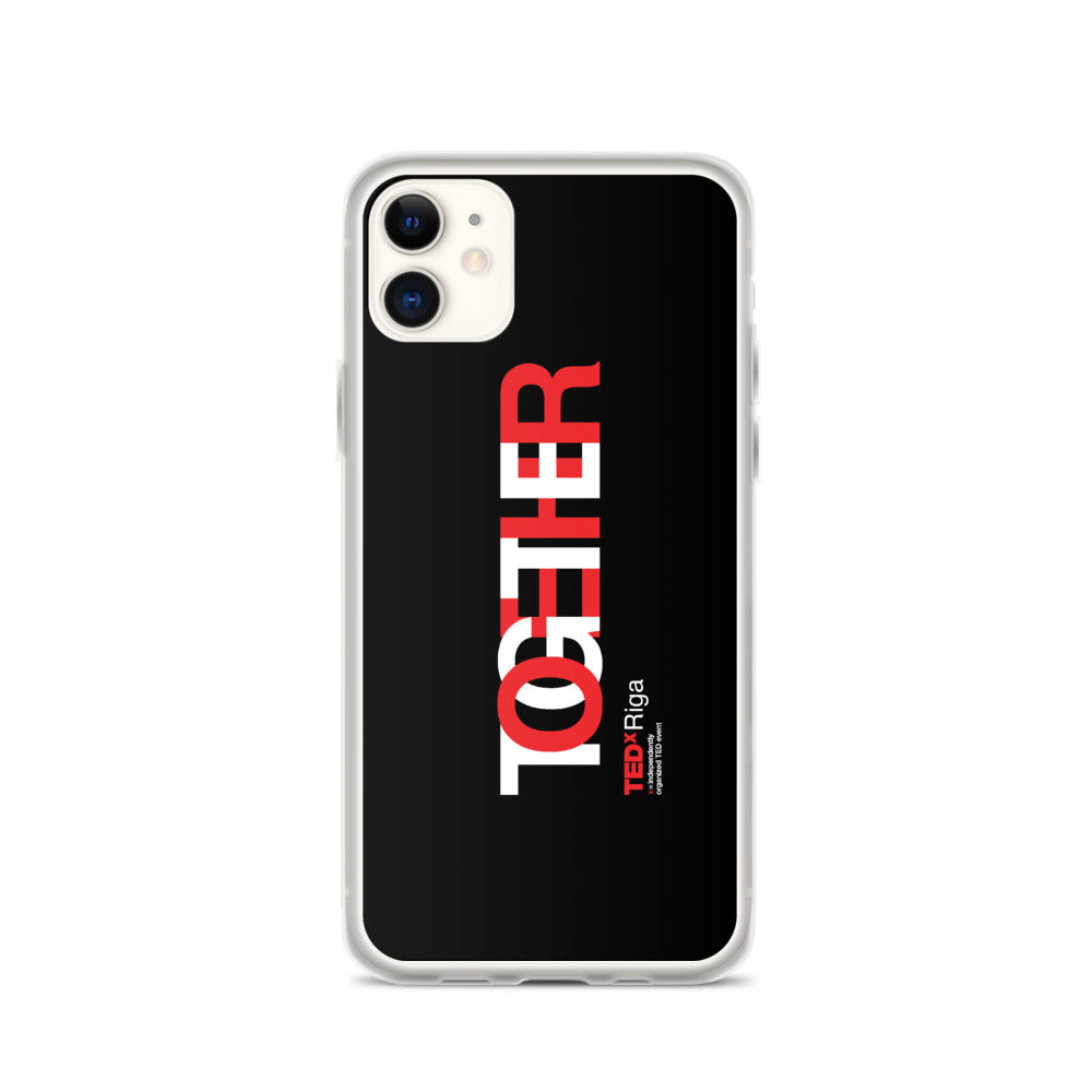 TOGETHER | Black iPhone Case