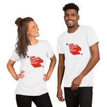 Load image into Gallery viewer, Ingus Augstkalns | White Short-Sleeve Unisex T-Shirt