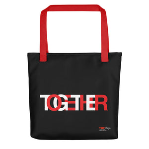 TOGETHER | Black Tote bag
