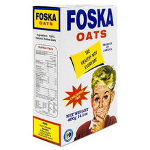 Load image into Gallery viewer, Foska Oats Jamaica 400g