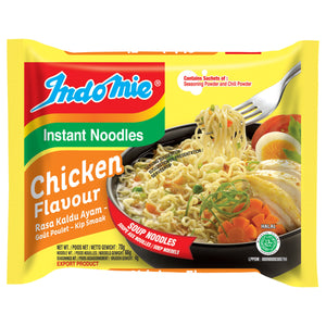 Indomie Chicken Flavour (Box of 40)