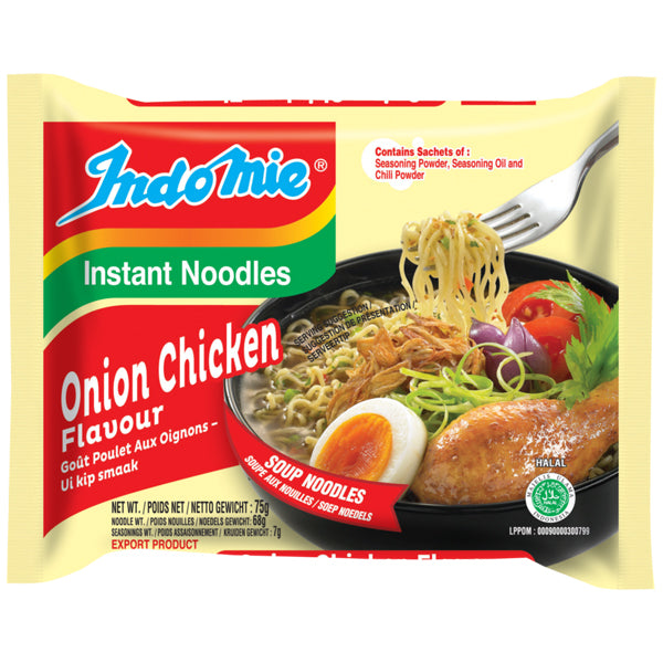 Indomie Onion Chicken Flavour (Box of 40)