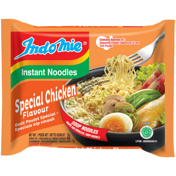 Indomie Special Chicken Flavour (Box OF 40)