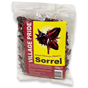 Village Pride Sorrel (Dried Hibiscus)