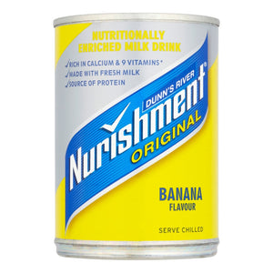 Nurishment Original Banana Milk Drink 400g