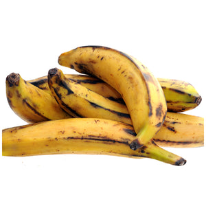 Ripe Plantain - Yellow (4)