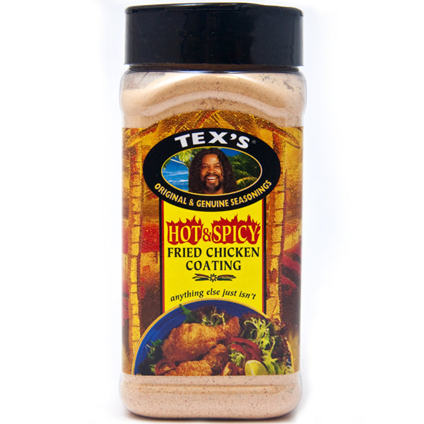 Tex's Hot And Spicy Chicken Mix
