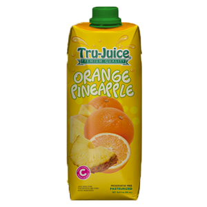 Tru-Juice Orange Pineapple (Pack of 2)