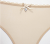 String Dentelle Beige  Lot de 3