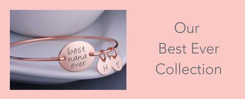 Love, Georgie's 'Best Ever' collection of gifts and jewelry