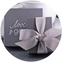 Love, Georgie ready-to-gift packaging