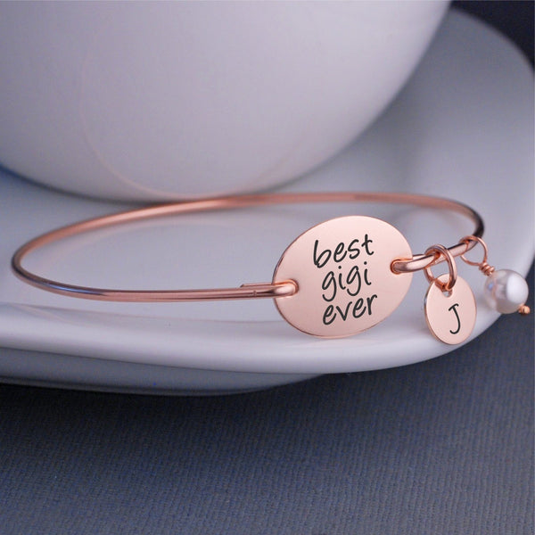 Best Gigi Ever Bracelet Shop Grandma Gigi Gifts Love