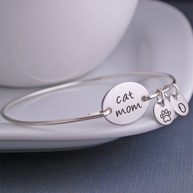 Cat Mom Bracelet – bracelet – Love Georgie