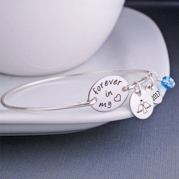 Forever in my Heart Bracelet – bracelet – Love, Georgie