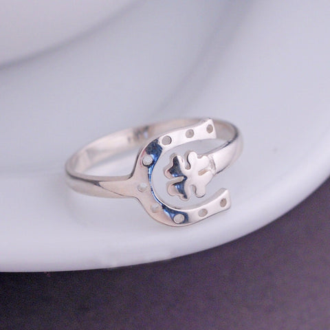gsol ring plated and orders accepted adjustable rhodium rings odm p htm are small clover cocktail china i alloy sm sizes