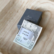 Latitude Longitude Money Clip – Money Clip – Love, Georgie