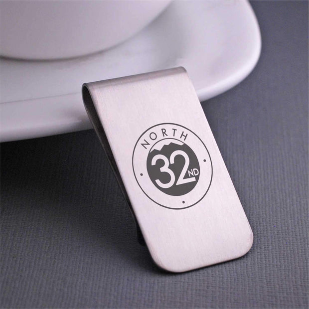 Corporate Logo Money Clip – Money Clip – Love, Georgie