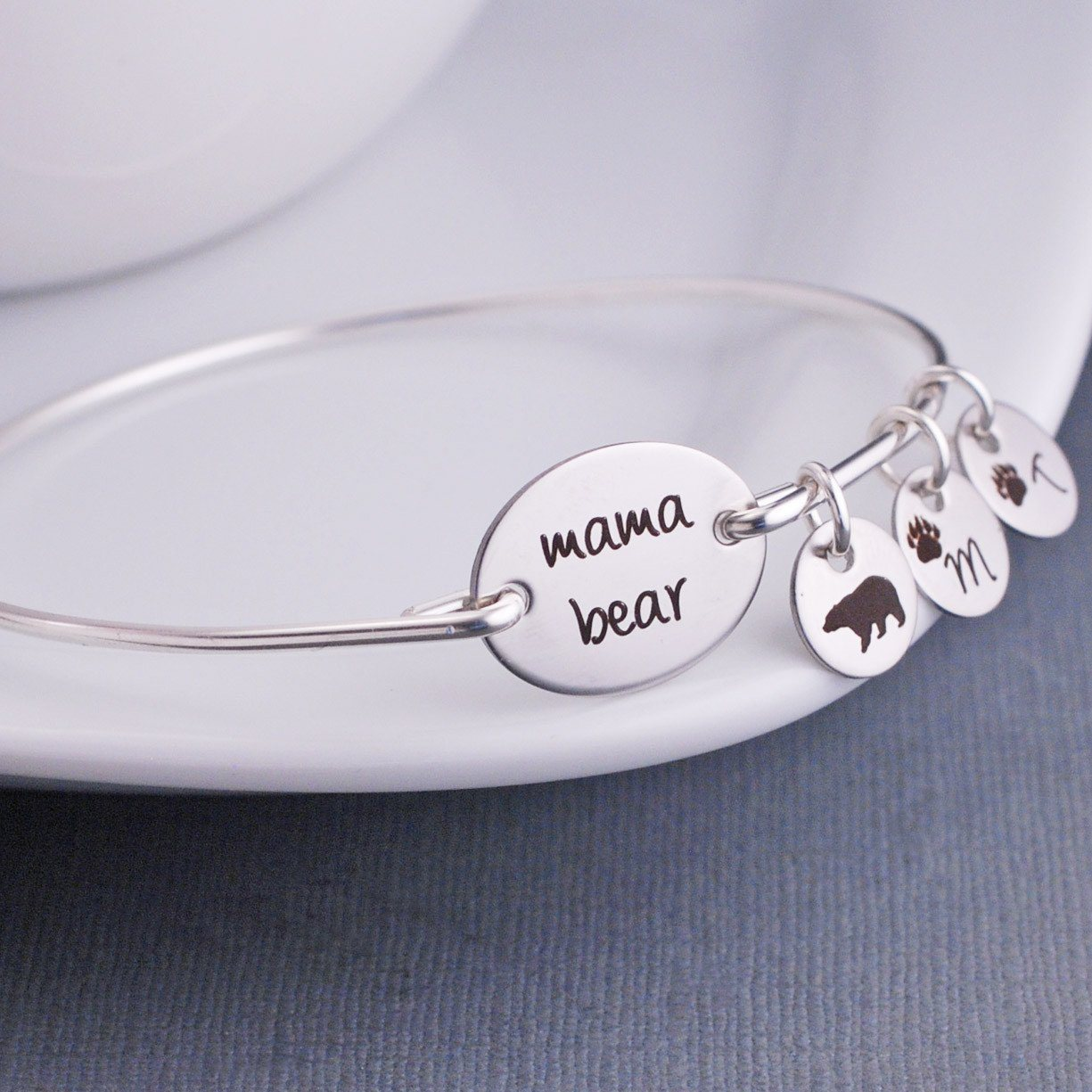 b18d94786 Mama Bear Bracelet   Shop Personalized Gifts for Mom – Love, Georgie