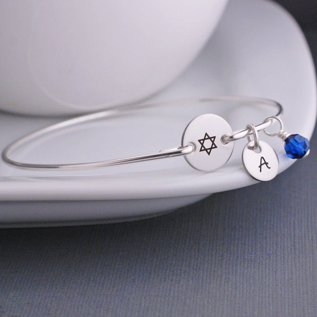 Star of David Bracelet – bracelet – Love, Georgie