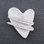 Engraved Collar Stays - Best Bonus Dad Ever – Collar Stays – Love, Georgie