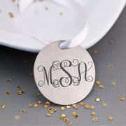 Tree Ornament - Monogram – Ornament – Love, Georgie
