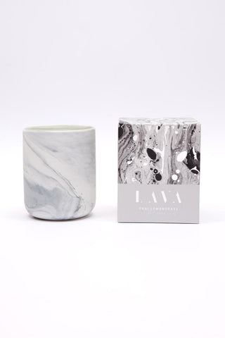 Candle_LAVA COLLECTION - THAI LEMONGRASS