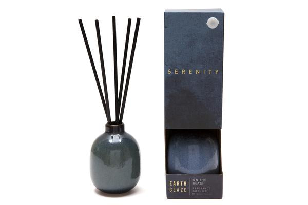 EARTH GLAZE - ON THE BEACH Reed Diffuser