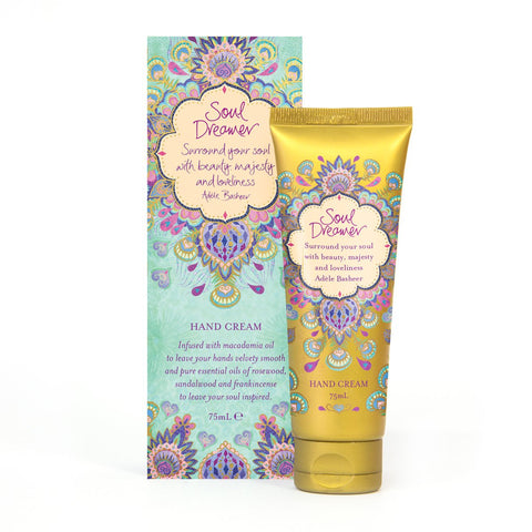 Hand Cream-Soul Dreamer Aromatherapy