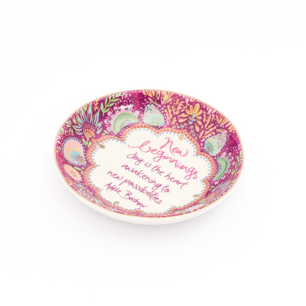 Trinket Dish-New Beginnings