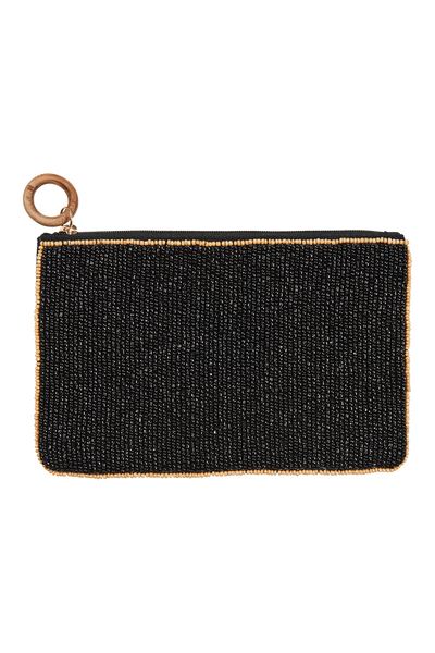 UNION POUCH - SABLE