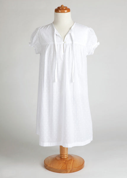 Girls Cotton Dress/Nightie-Sophia