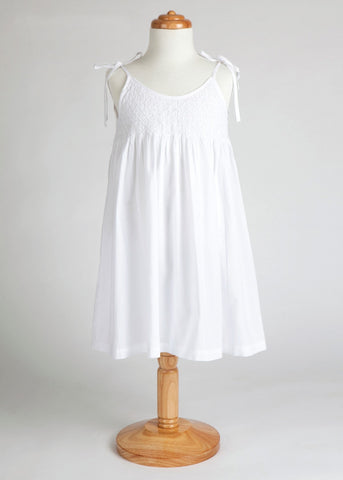 Girls Cotton Dress/Nightie-Olivia