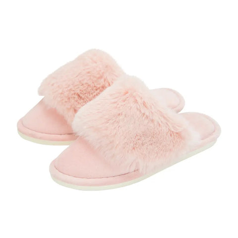 Slippers – Cosy Luxe – Pink